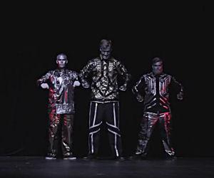 Incredibili ballerini robotici