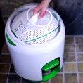 Questa lavatrice è strana ma potrebbe essere una vera rivoluzione