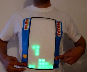 La maglietta tetris