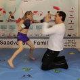 Questa bambina di 8 anni diventerà una campionessa della boxe