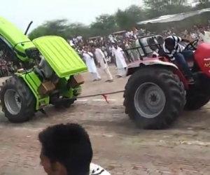 La potenza di un trattore