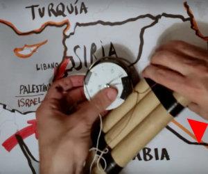 Questo video spiega in maniera chiara cosa sta accadendo in Siria