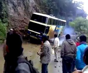 La strada più pericolosa del mondo colpisce ancora
