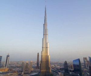 Lanciarsi dall'edificio più alto del mondo