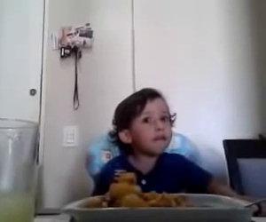 Lezione di vita da un bambino