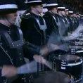 Lo spettacolo delle percussioni come non l'avete mai visto