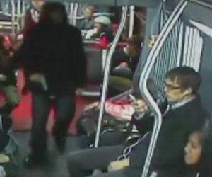 Reagire ad una rapina in metropolitana