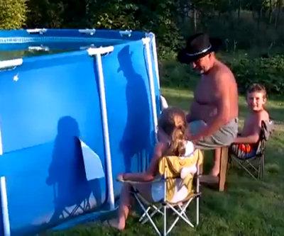 Svuotare una piscina velocemente