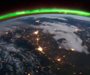 Ecco uno dei più bei timelapse dallo spazio mai realizzati