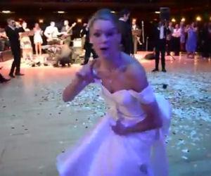 Uno dei balli matrimoniali più incredibile che tu abbia mai visto