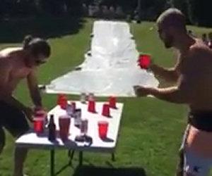 Un divertente gioco alcolico