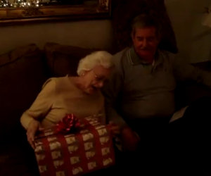 Un fantastico regalo per la nonnina
