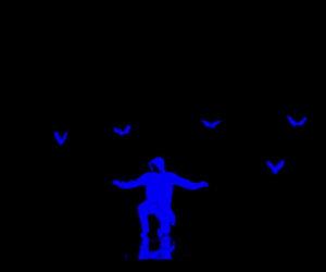 Si spengono le luci: ecco uno degli spettacoli più belli mai visti