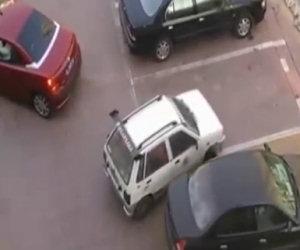 Vendicarsi del parcheggio rubato