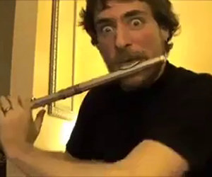 Suonare il flauto in modo incredibile