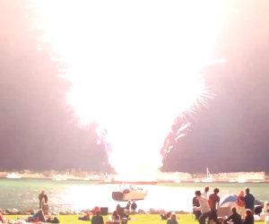 7000 fuochi d'artificio tutti insieme