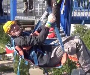 Adrenalinica caduta libera
