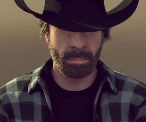 Gli auguri di Natale di Chuck Norris