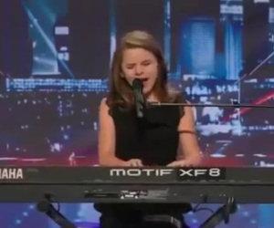 Una bambina di 10 anni inizia a cantare, i giudici restano sconvolti