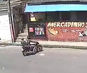 Brasile: epic fail di due ladri
