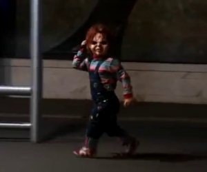 Chucky e la terribile candid camera