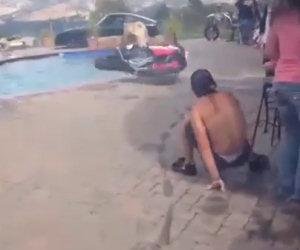 Come far annegare una moto