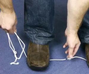 Come tagliare una corda senza forbici