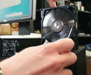 Distruggere i dati dall'hard disk