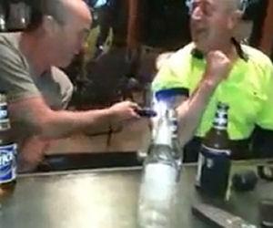 Due ubriachi si elettrizzano col taser