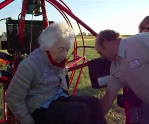 Esaudire l'ultimo desiderio della nonna