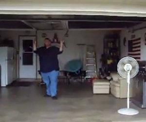 Garage che si trasforma in casa