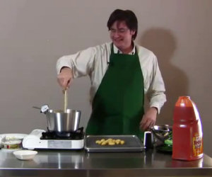 Gnocchi fritti fail