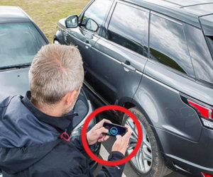 L'invenzione che permette di guidare l'automobile con lo smartphone