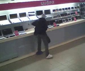 Il ladro più imbranato del mondo