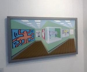 Il quadro a tre dimensioni