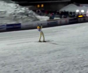 Il salto sugli sci più lungo di sempre