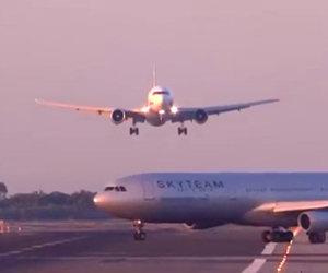 Incidente aereo sfiorato a Barcellona