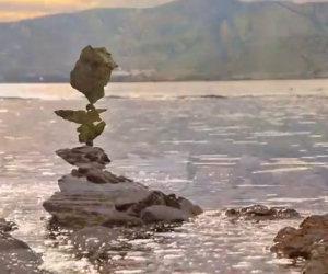 Incredibili sculture che sfidano la gravità