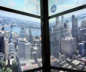 Un incredibile ascensore fa rivivere 500 anni in pochi minuti