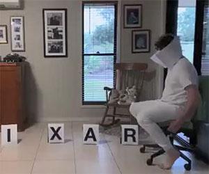 Intro della Pixar low budget