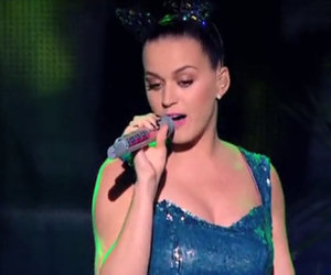 Katy Perry e la figuraccia col playback