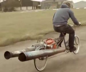 La bicicletta più pericolosa al mondo