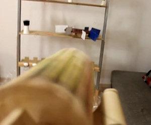 La mitragliatrice ad elastici
