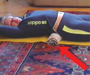 Il metodo giapponese che fa passare il mal di schiena in 5 minuti
