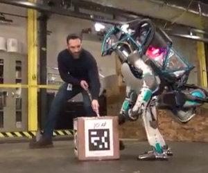 Nuove generazioni di robot all'opera, ciò che fanno vi lascerà a bocca aperta