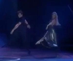 La fantastica esibizione di Patrick Swayze e la moglie, 21 anni fa