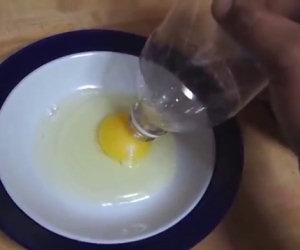 Separare i tuorli delle uova