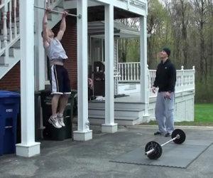 Ecco come trasformare l'allenamento in una figuraccia