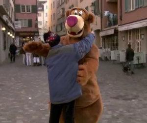 Tutti abbiamo bisogno di un abbraccio