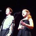 Due bambini cantano Bocelli e Celine Dion in modo incredibile